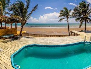 Casa Janjão - Surfers' Accommodation in Amontada, Ceará
