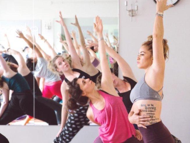22 Tage 200-Stunden Intensive Namaslay Yogalehrer Ausbildung in Chiang Mai, Thailand