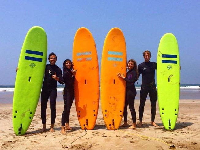 "7 Days ""Keep Calm and Explore"" Surf Camp in Anza, Agadir, Morocco"