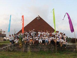 7 Days Silent Meditation Retreat in Bali, Indonesia