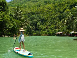 8 Days Paddleboard and Surf Camp in Phillipines