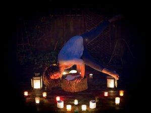 3 Days Candlelit Halloween Yoga Retreat in England