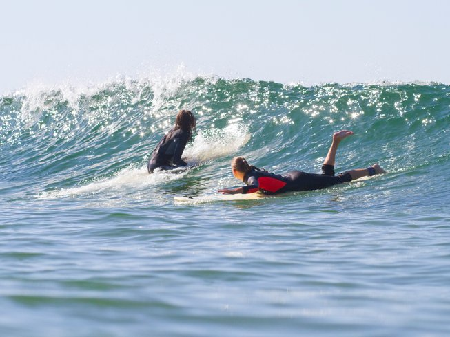 8-Daagse Yoga- en Surfvakantie in Taghazout, Marokko