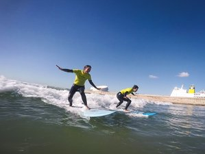 4 Days Exciting Surf Camp in Porto, Portugal