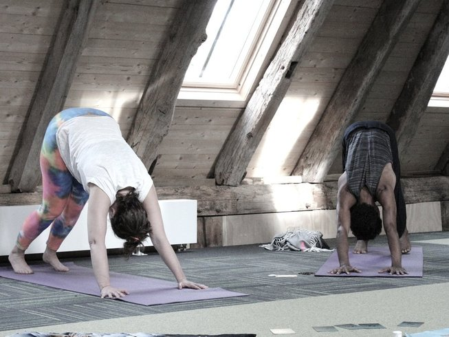 3-Daagse Weekend Yoga en Meditatie Retraite in Nederland