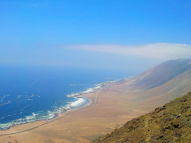 3 Days Meditation and Yoga Retreat in Iquique, Chile