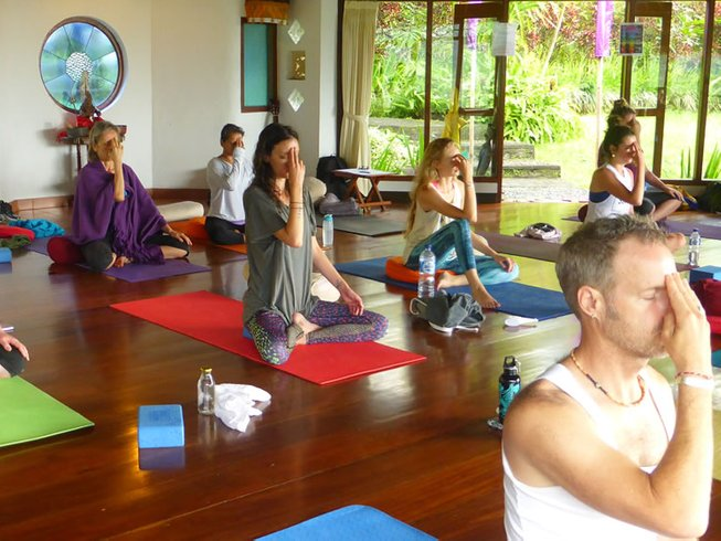 23 Days 200-Hour Yoga Teacher Training in Bali, Indonesia