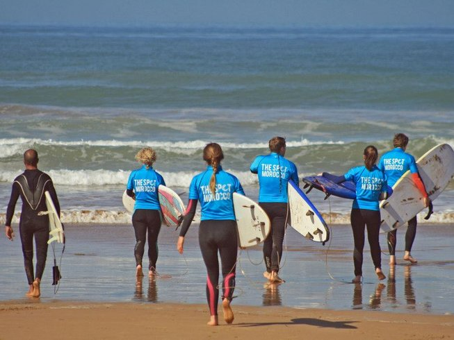 7 Days Surf Camp in Essaouira