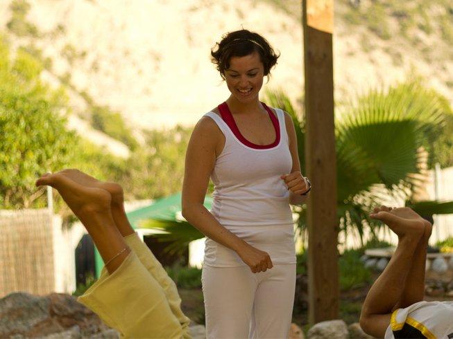 8-Daagse Yoga en Duikvakantie in Ibiza, Spanje