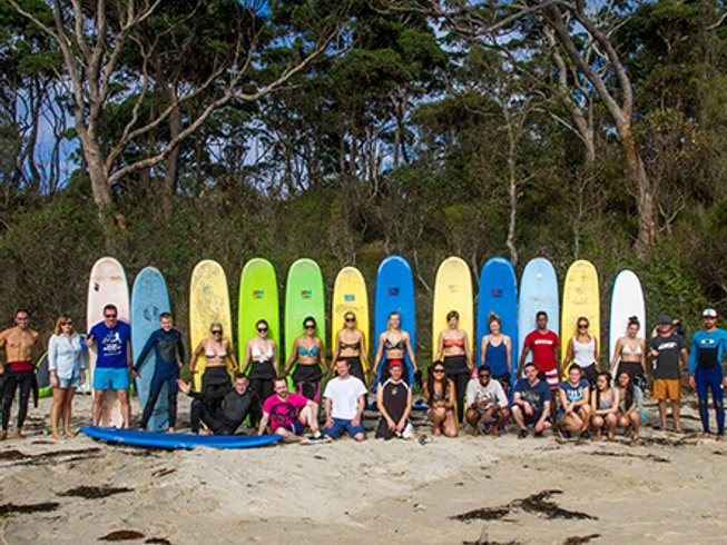 14 Days Surf Camp in Australia