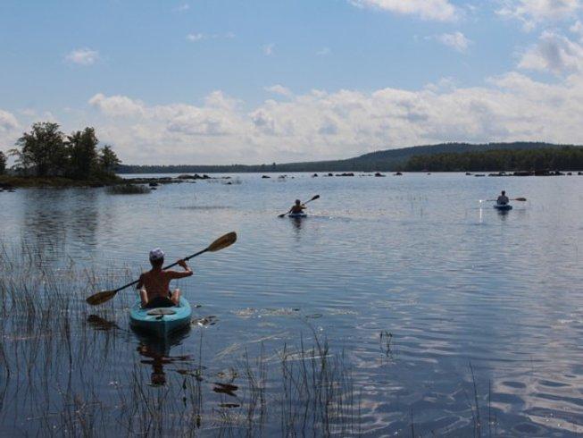 7 Days Soulful Yoga Meditation Retreat in Maine, USA