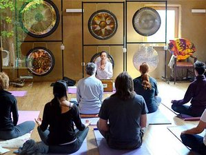 9 Days Intensive Gong Training and Yoga Retreat Poland