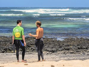 8 Days Surf, Functional Training and Yoga Retreat For All Levels in Fuerteventura, Spain