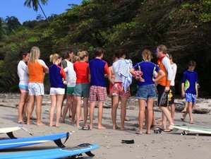 8 Days Exciting Surf Camp in Malpais, Costa Rica