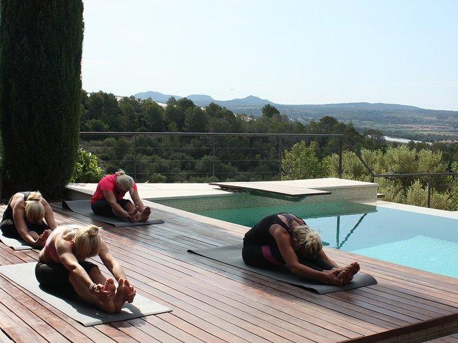 4 Days Anti-stress Detox Yoga Retreat in Spain
