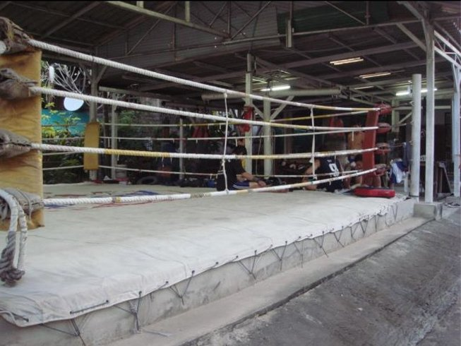 1 Month of Muay Thai in Ubon Ratchathani, Thailand