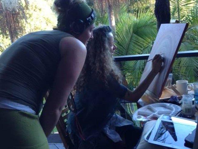 4 Days Yoga, Detox, and Visionary Art Retreat UK