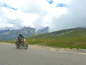 12 Day Explore The Unexplored Premium Guided Motorcycle Tour to Ladakh in India