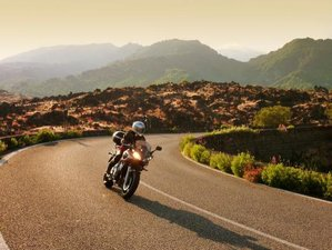 8 Day Scenic Roads Luxurious Self-Guided Motorcycle Tour in Sicily, Italy