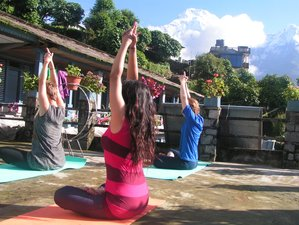 18-Daagse Yoga Trek op Mount Everest in Nepal