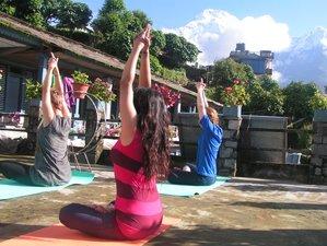 18 Tage Everest Basislager Yoga Treck in Nepal