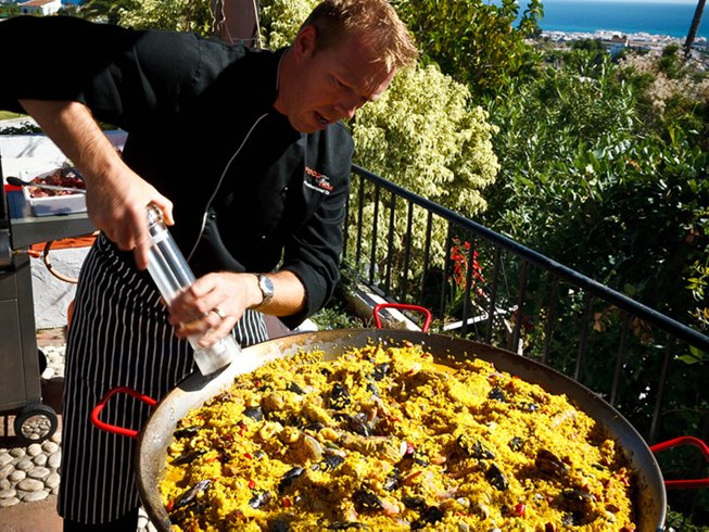 4 Days Unforgettable Cooking Holidays in Malaga, Spain
