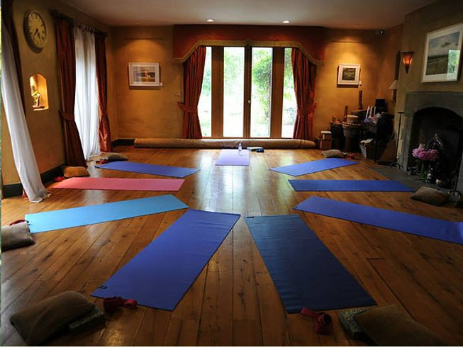 3-Daagse Winter Zuivering Meditatie en Yoga Retreat in Engeland, Verenigd Koninkrijk