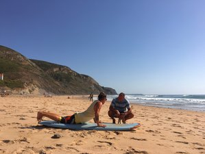 4 Day Private Surf and Yoga Retreat in Algarve