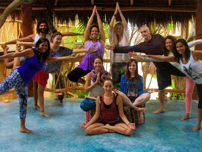7 Tage Yoga Urlaub in Tulum, Mexiko