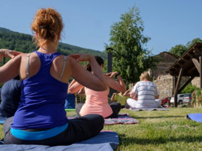 5 días de meditación, convivencia y retiro de yoga en Cataluña, España