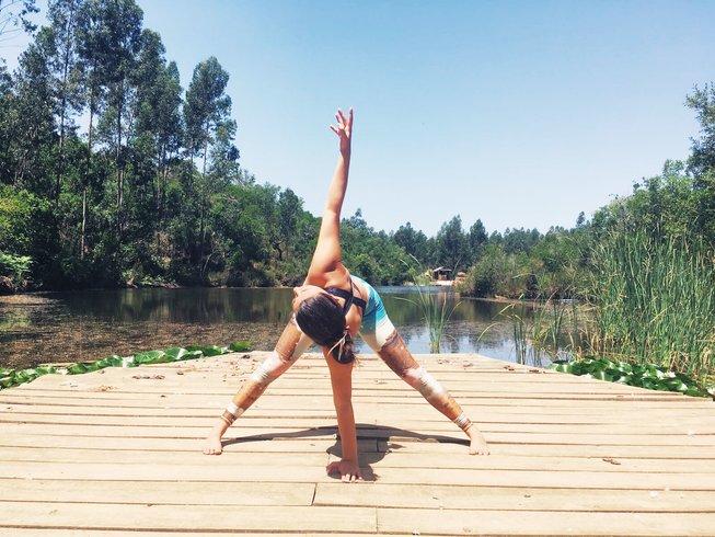 6 días de retiro de yoga retiro de yoga en Sao Teotónio, Portugal