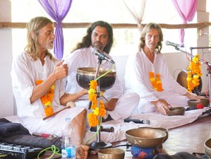 3 Days Tibetan Singing Bowls Meditation Teacher Training in Goa, India