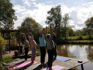 3 jours en week-end yoga, méditation et bien-être à la Belmontaise, Sarthe, Pays de loire