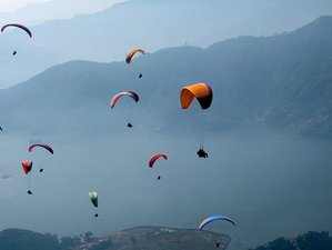 7 Days Total Chill Out Yoga Retreat in Pokhara, Nepal