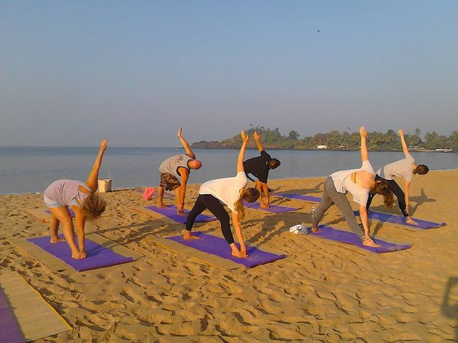 5 Days Complete Spiritual Yoga & Spa Retreat in India