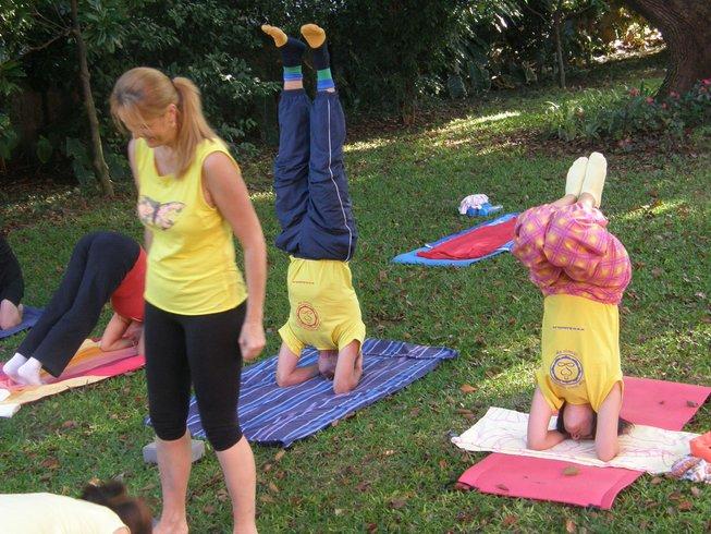 8 Days Tai Chi and Yoga Retreat in Santa Maria da Feira, Portugal