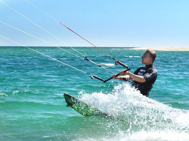 7 Days Wonderful Kitesurfing Camp in Olhao, Algarve, Portugal