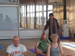 15 Days Satvic Life Yoga Retreat in Rishikesh India