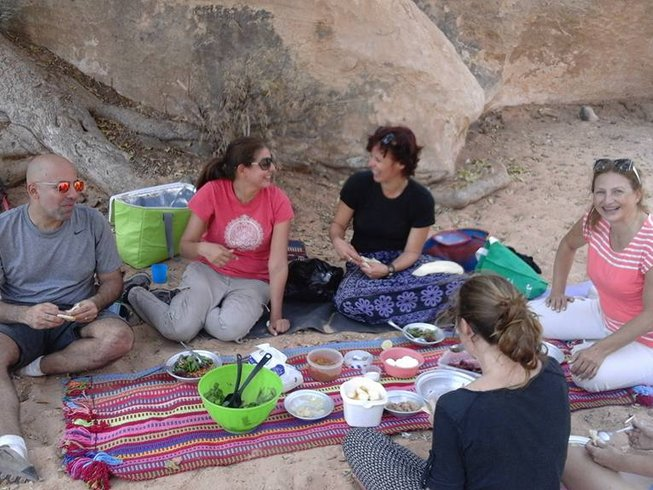 2 Days Yoga Desert Retreat in Petra, Jordan