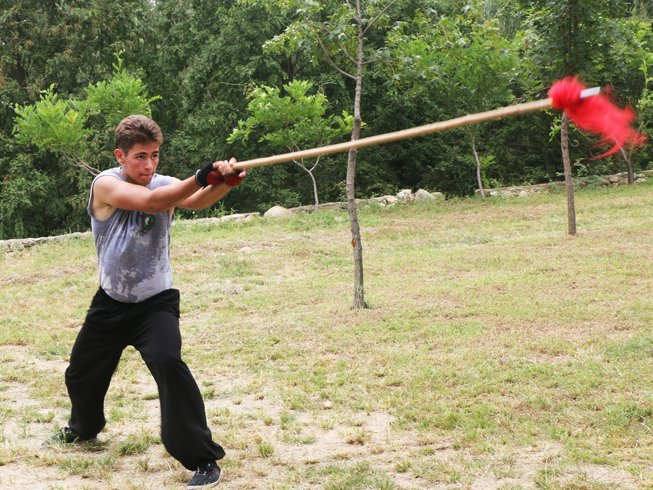 1 Year Learn Authentic Shaolin Kung Fu from Shaolin Monk in China