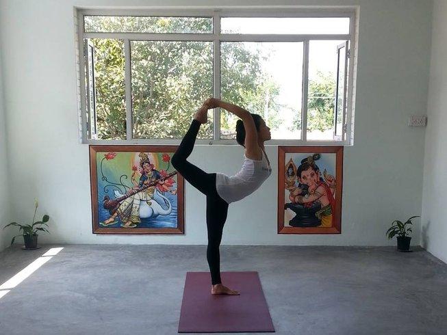 45 Days 360hr Anubhava Yoga Teacher Training in India
