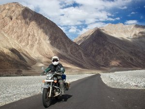 10 Day Guided India Motorcycle Tour from Manali to Leh
