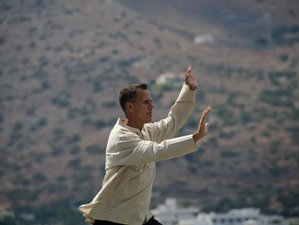 8 Days Beginner and Intermediate Tai Chi and Qigong Retreat in Southern Crete, Greece