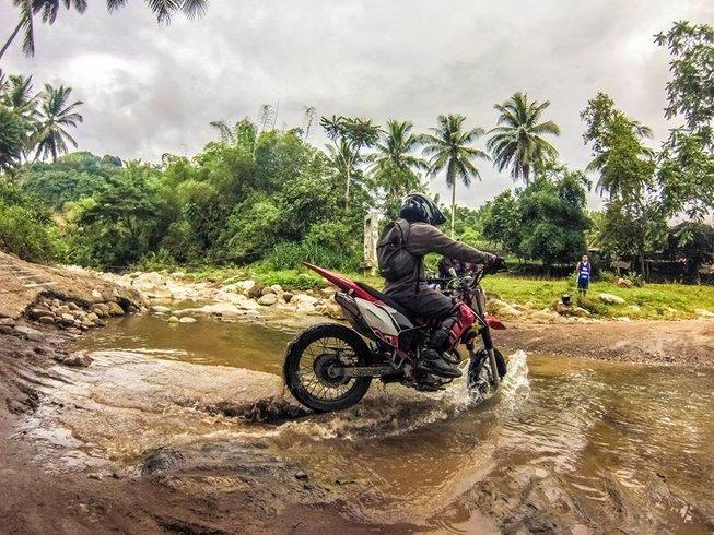 10 Days Enduro Motorcycle Tour Philippines