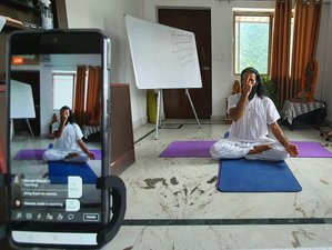 4 Day Online D'vine Kriya Yoga Workshop Straight from the Global Yoga Capital, Rishikesh