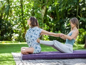 5 Day Ayurvedic Yoga Retreat with Massage and Spa Relaxation in Ubud, Bali