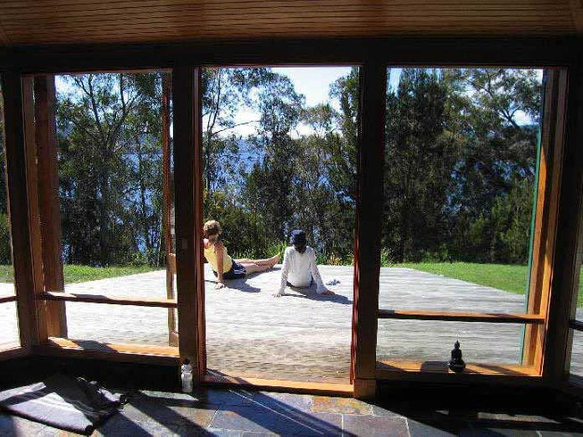 Restorative Yoga Retreat, Tasmania, Australia