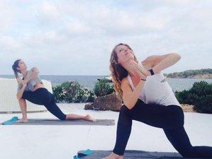 5 jours en stage de yoga et fitness à Ibiza, Espagne