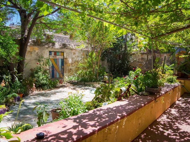 21 jours en stage de tantra yoga mystique à Leros, Grèce