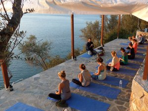8 Days Dolphins Leap Vinyasa Yoga Retreat in Greece